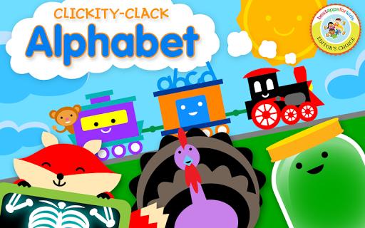 Clickity-Clack Alphabet