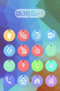 Paper Tag Icon Pack Theme - screenshot thumbnail