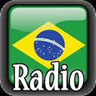 Rádio brasileira icon