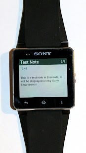 EverWatch (for Evernote) - screenshot thumbnail