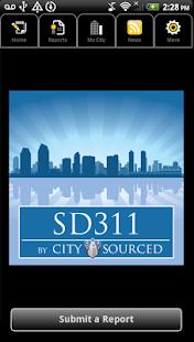 SD311 by CitySourced- screenshot thumbnail