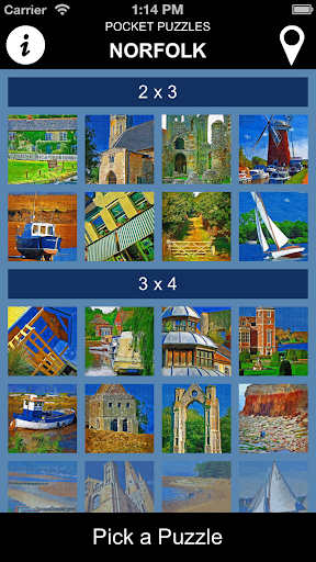 Norfolk Picture Puzzles