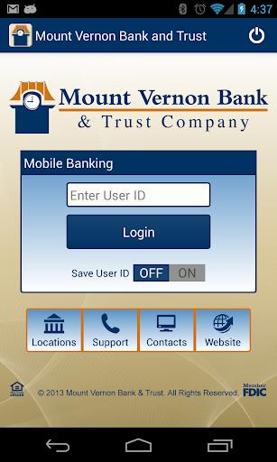 Mount Vernon Bank Trust