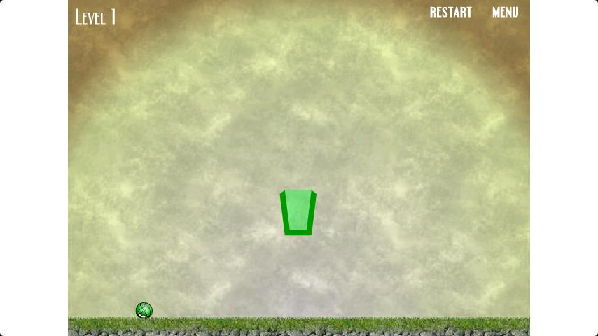 Bucket Ball - screenshot