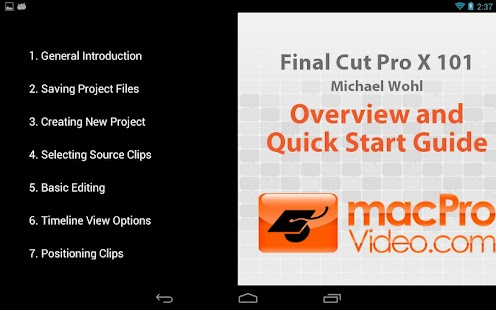 how to use final cut pro x on windows
