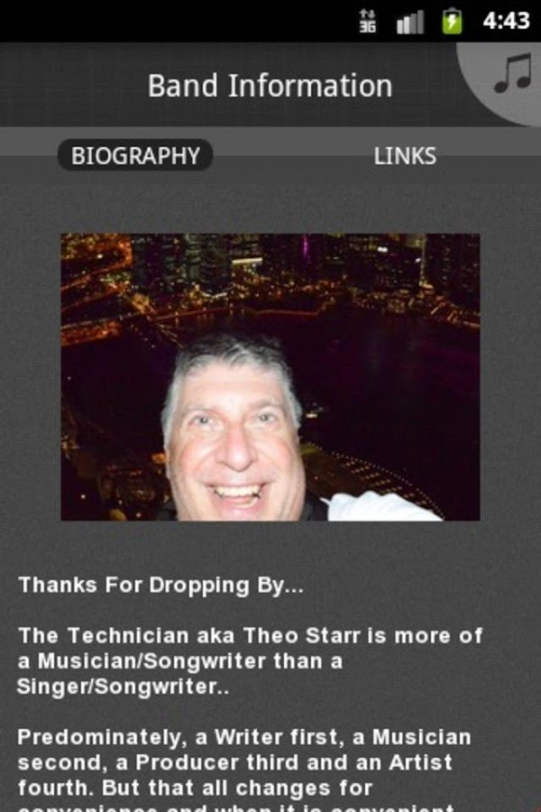 The Technician aka Theo Starr - screenshot