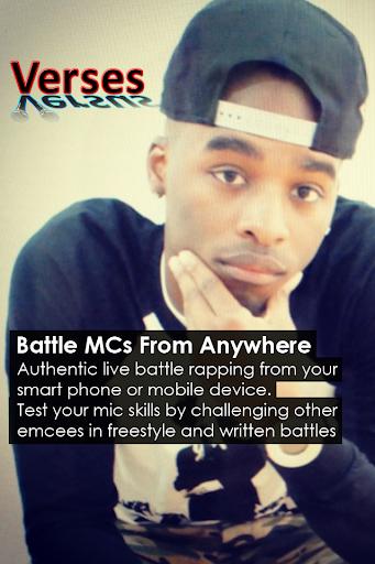Verses MC Battle Rap PRO