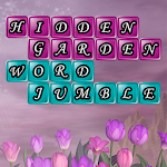 Hidden Garden Word Jumble
