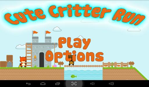 Cute Critter Run [Ad-Free]