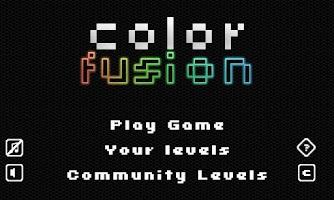 Screenshot of Color Fusion