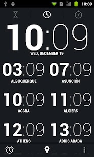 Jelly Bean 4.2 Alarm Clock - screenshot thumbnail