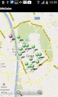 Screenshot of GRAZ WLAN