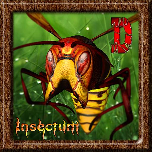 Insectum-D 模擬 App LOGO-硬是要APP