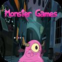 Monster Games For Children icon