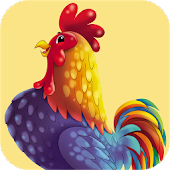 Rooster Sounds and Ringtone