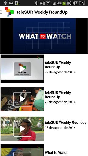【免費新聞App】teleSUR English-APP點子