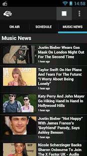 Capital FM Radio App - screenshot thumbnail