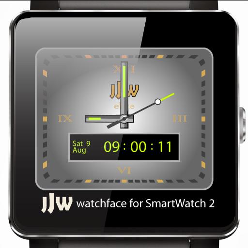 JJW Elite Watchface Platinum LOGO-APP點子