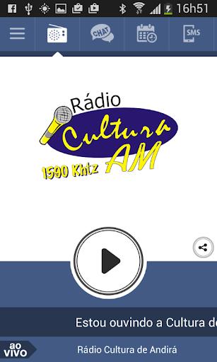 Rádio Cultura de Andirá