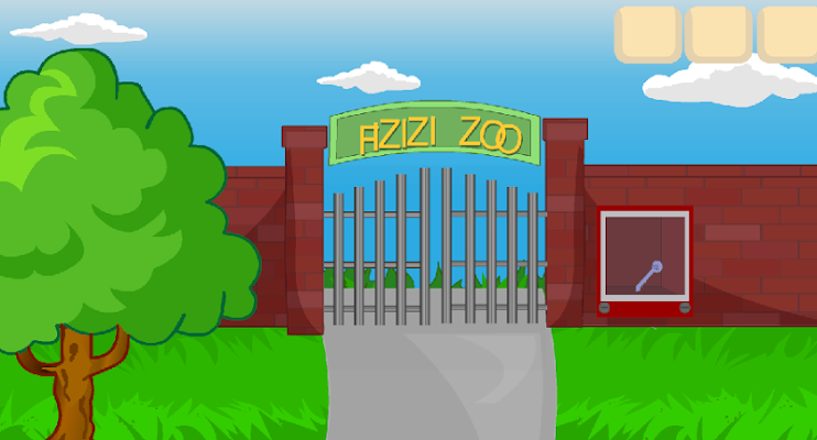 Escape the Zoo Games - screenshot
