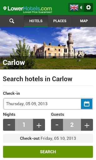Hotels in Carlow