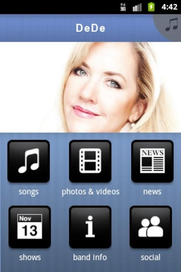 DeDe - screenshot