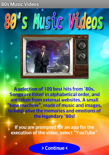 80s Music Videos