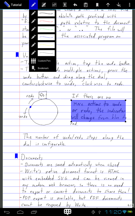 Top 15+ Best Writing Apps For Android
