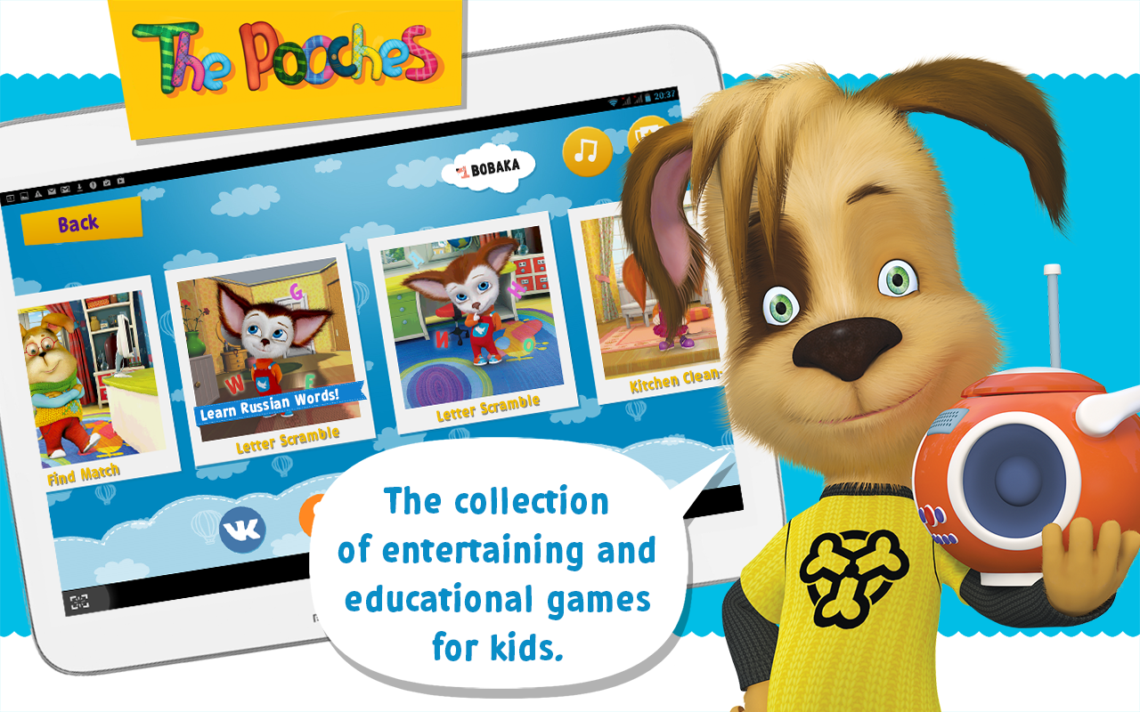 The Pooches - Revenue & Download estimates - Google Play Store - Germany