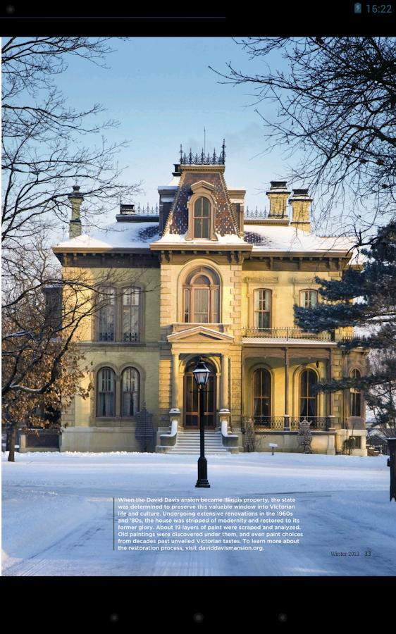 Victorian Homes Magazine- screenshot
