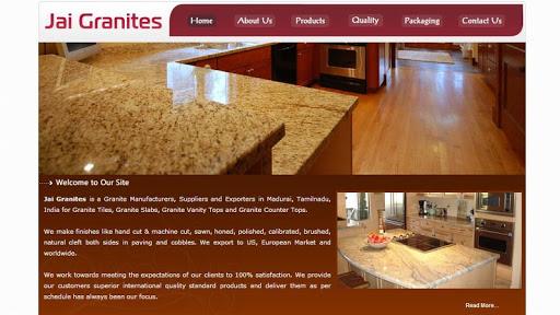 Granites Supplier Export India