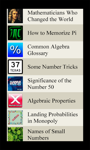 Top 7 Android Math Apps for Students and Pupils