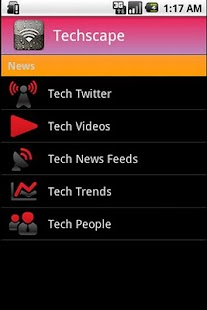 Techscape- screenshot thumbnail