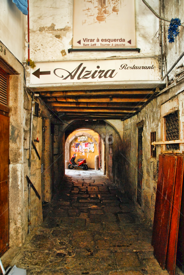 Ribeira - Porto by Antonio Amen - City,  Street & Park  Street Scenes ( portoportugal, ribeira, world heritage patrimony )