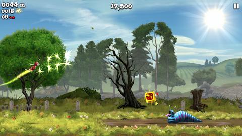 Firefly Runner Screenshot 1