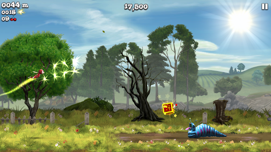 Firefly Runner Screenshot 1