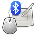 Bluetooth Touchpad logo