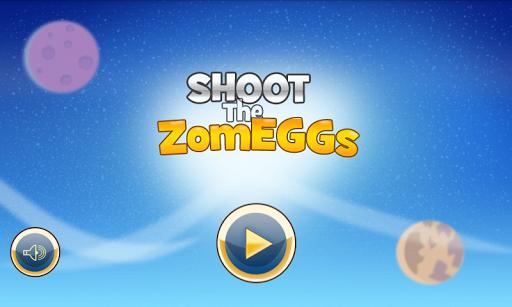 Shoot The Zombie Eggs