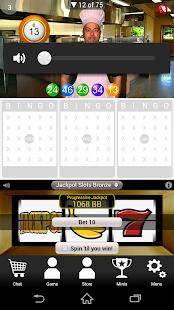 Character Bingo - náhled