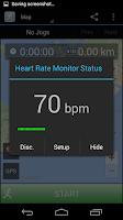 Screenshot of JogTracker Pro