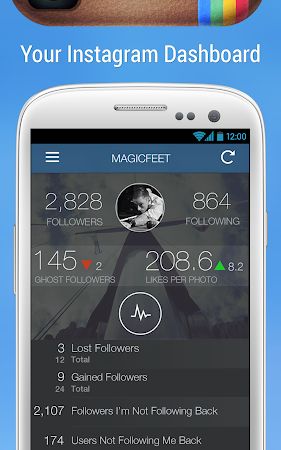 Followers+ for Instagram 1.1.3 screenshot 117707