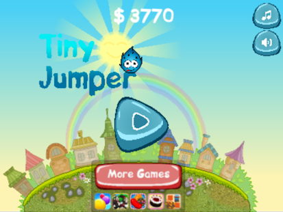 Tiny Jumper - Games for Kids - screenshot thumbnail