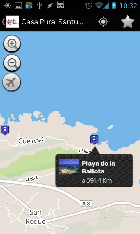 Casa rural santu col s android apps on google play - Casa rural santu colas ...