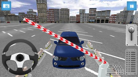 Car Parking 3D Pick-Up
