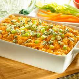 Buffalo Chicken Rice