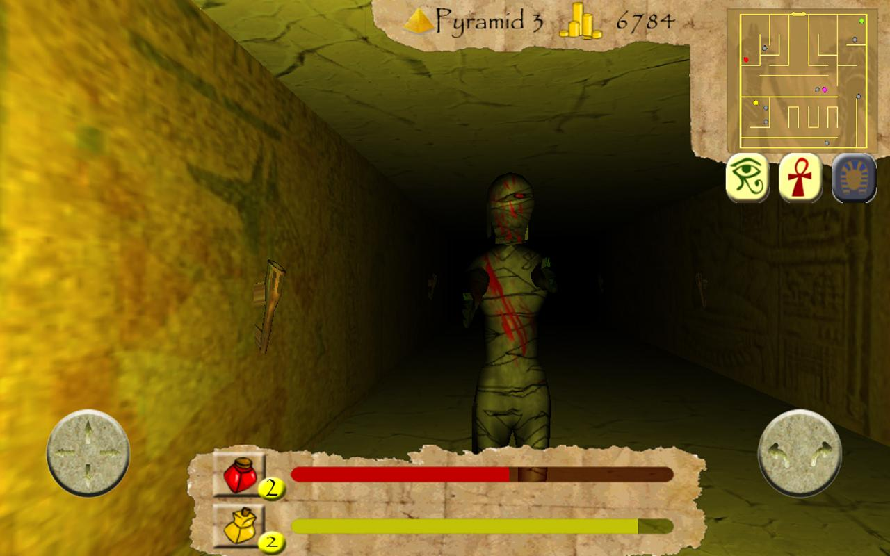Tomb Trouble Free - screenshot