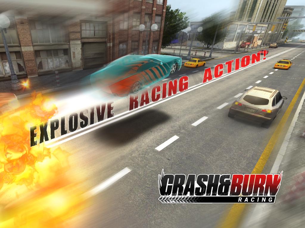Crash and Burn Racing screenshot #6