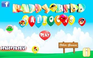 Screenshot of Happy Herd: Balloons