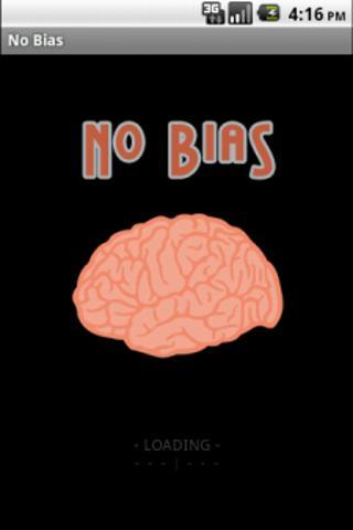 No Bias- screenshot