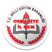 Osmaniye İl MEM